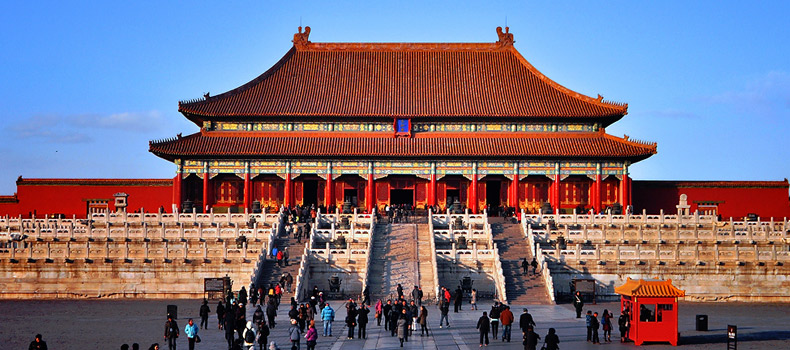 Дворцы Пекина